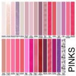 Gel Lack Glitter Rosa 15ml