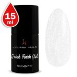 Топ гел Quick Finish Shimmer 15ml
