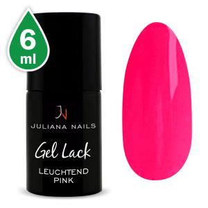 Гел лак Luminous Pink 6ml