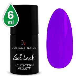 Гел Лак Luminous Violet 6ml