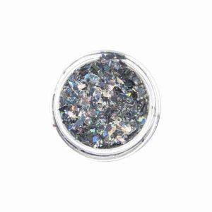 """Нейл арт ефект """"Счупено стъкло"""" – Многоцветен"""