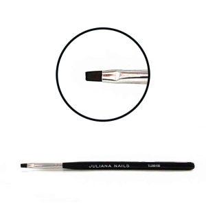 Четка за UV гел No.4 Juliana Nails