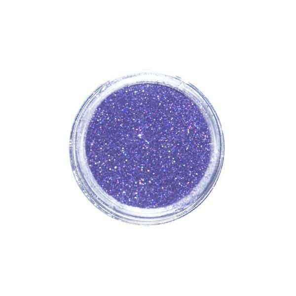 Juliana Nails Nail Art Glitter Extra Fine Flieder Hologramm