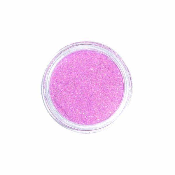 Juliana Nails Nail Art Glitter Extra Fine Neon Pink