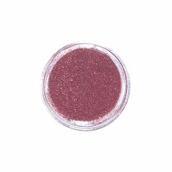 Juliana Nails Nail Art Glitter Extra Fine Rot