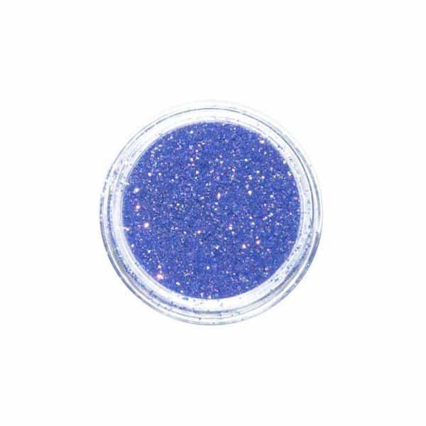 Juliana Nails Nail Art Glitter Mega Shine Fine Flieder-Irisierend