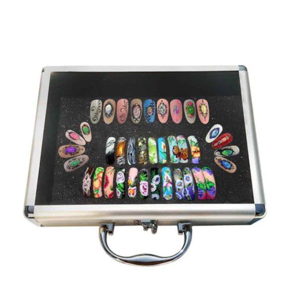 Juliana Nails Nail Art show case