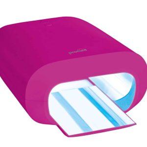 UV лампа Promed UVL-36s розова
