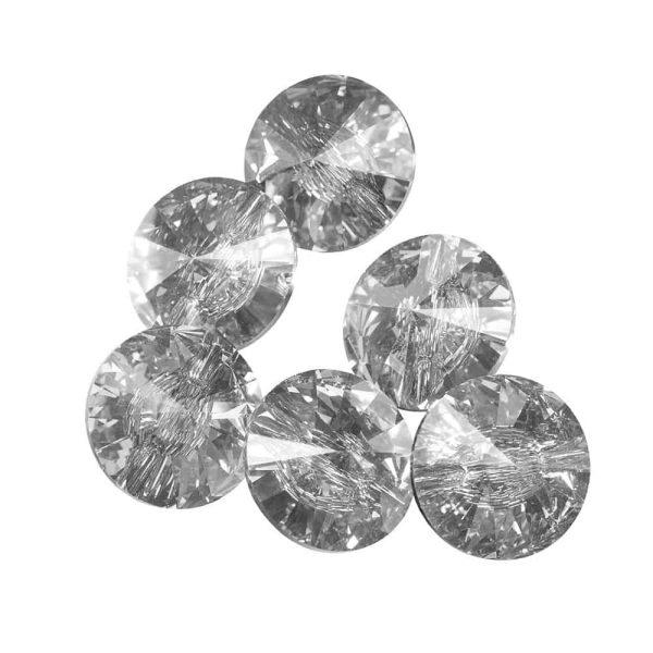 Juliana Nails Strass Stein Swarovski Crystal ca. 50 Stk. (SS12)