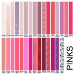 Гел лак Glitter Soft Pink 6ml
