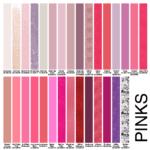 Гел лак Glitter Pink 6ml