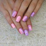 Гел лак Soft Violet 6ml