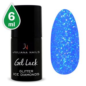 Гел лак Glitter Ice Diamonds 6ml
