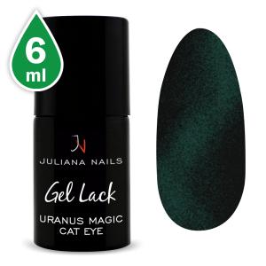 Гел лак Uranus Magic Cat Eye 6ml