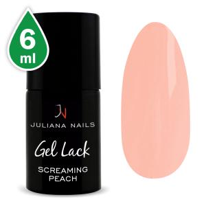Гел лак Screaming Peach 6ml
