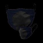 Предпазна маска за лице с филтър