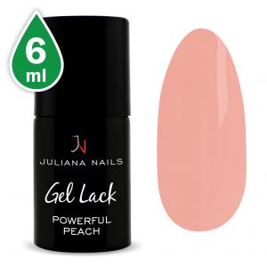 Гел лак Powerful Peach 6ml