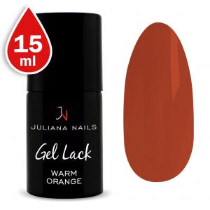 Гел лак Warm Orange 15ml
