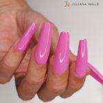 Термо Гел лак Smooth Pink 6ml
