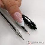 UV Гел за рисуване Black 5ml